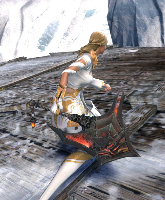 Gw2 War God Weapon Skins Gallery Dulfy
