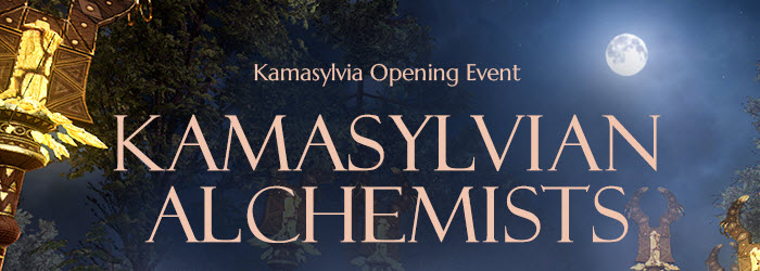 Black Desert Kamasylvia Opening Events Guide