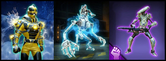 SWTOR Upcoming Items from Patch 5.5