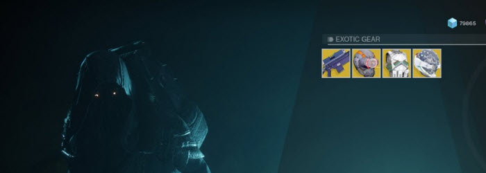 Destiny 2 Xur Location and Inventory for October 27-31