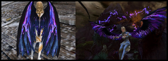 GW2 Gemstore Update –Branded Wings and Waypoint Unlock