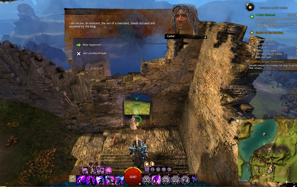 Gw 2 Mad Memoires Backpack Achievements Guide - atlgn