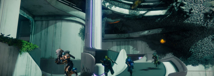 Destiny 2 Osiris Expansion Raises Level and Power Cap