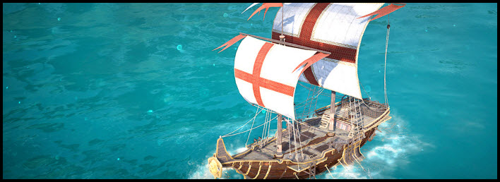 Black Desert Epheria Frigate Event and Guide