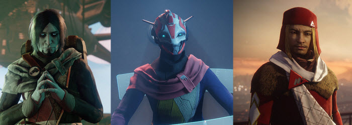 Destiny 2 Double XP Nov 17-20 and Social Improvements