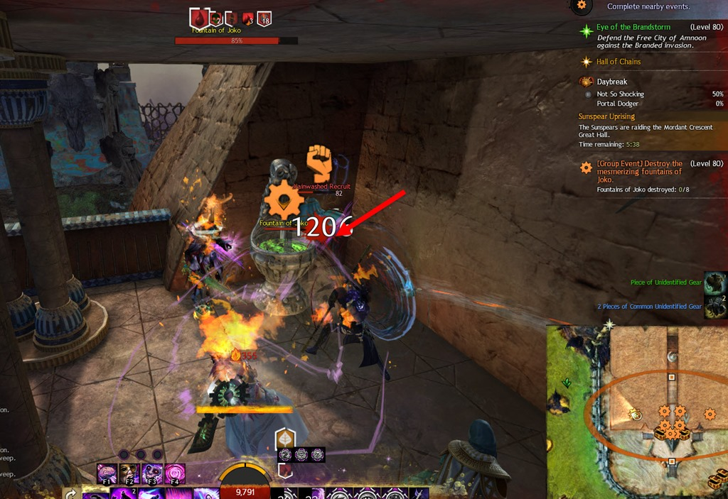 GW2 - Daybreak Achievements Guide | Time Keepers - Gaming
