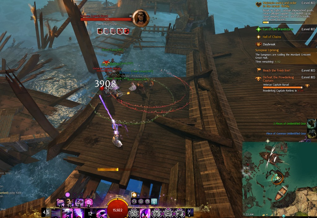 GW2 - Daybreak Achievements Guide   Time Keepers - Gaming