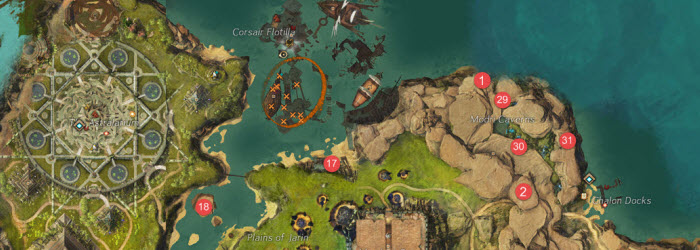 GW2 Lost to Time Sunspear Cache Achievement Guide