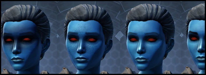 SWTOR Appearance Options: Expanded Selections