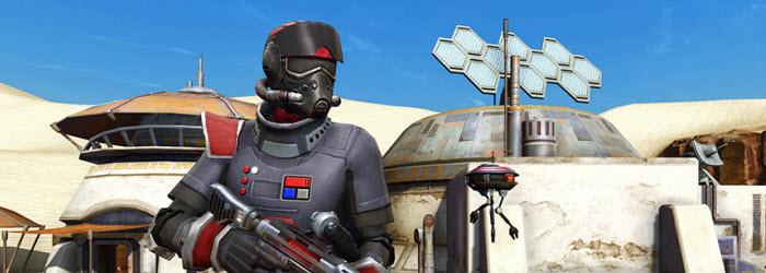 SWTOR Free Battlefront II Promotion Special Forces Armor