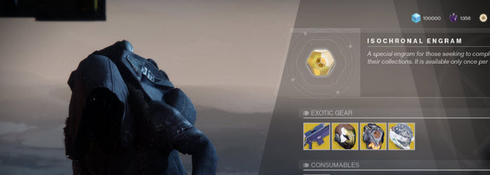 Destiny 2 Xur Location and Inventory for Dec 15 – 19