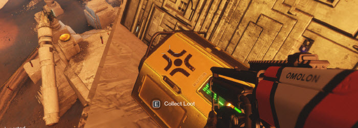 Destiny 2 Mercury Region Chests Guide