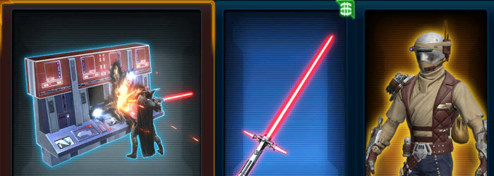 SWTOR Cartel Market Update – Dec 15