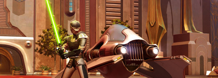 SWTOR Nvidia Geforce Rule the Galaxy Story Pack Giveaway