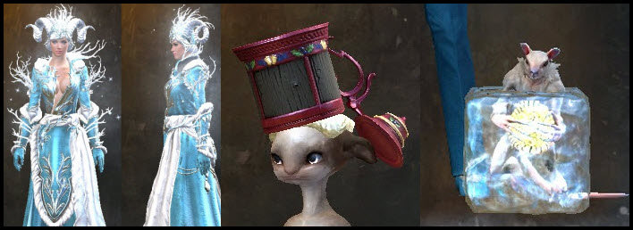 GW2 Upcoming Items from Dec 12 Wintersday Patch