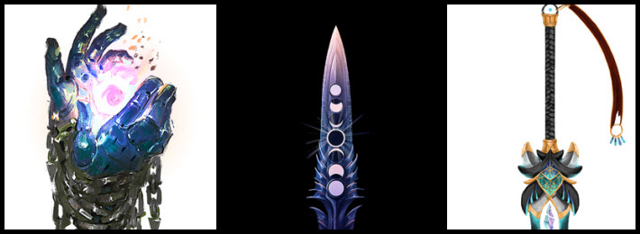 GW2 Announcing the Winners of the 2017 Design a Weapon Contest