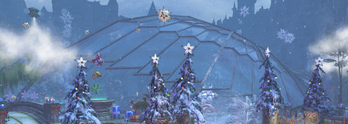 GW2 Wintersday 2017 Activities and Achievements Guide