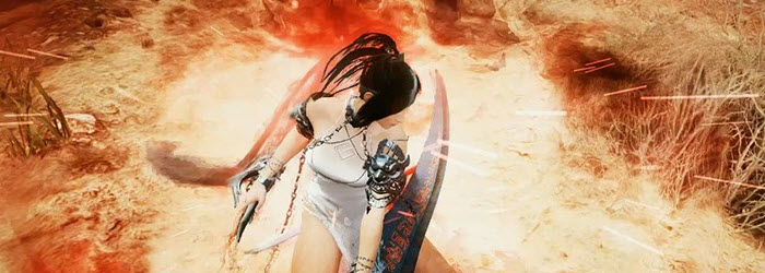 Black Desert Lahn Awakening Gameplay Teaser