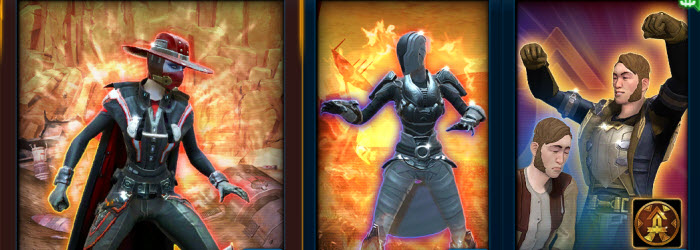 SWTOR Cartel Market Update – Jan 2