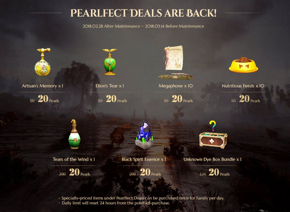 Black desert nd anniversary sale and gifts dulfy