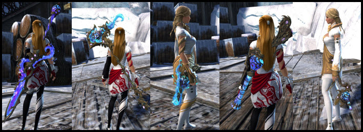GW2 Alchemist Weapon Skins Gallery