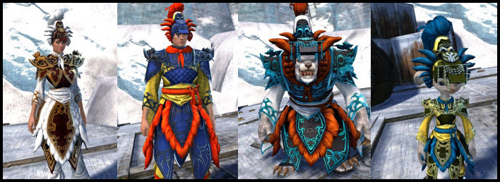 GW2 Gemstore Update–Imperial Guard Outfit