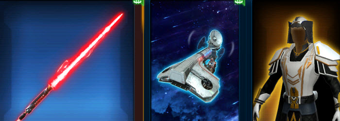SWTOR Cartel Market Update – Feb 19