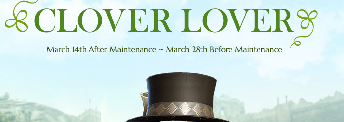 Black Desert Clover Lover Event Guide