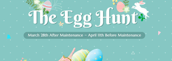 Black Desert The Egg Hunt Event