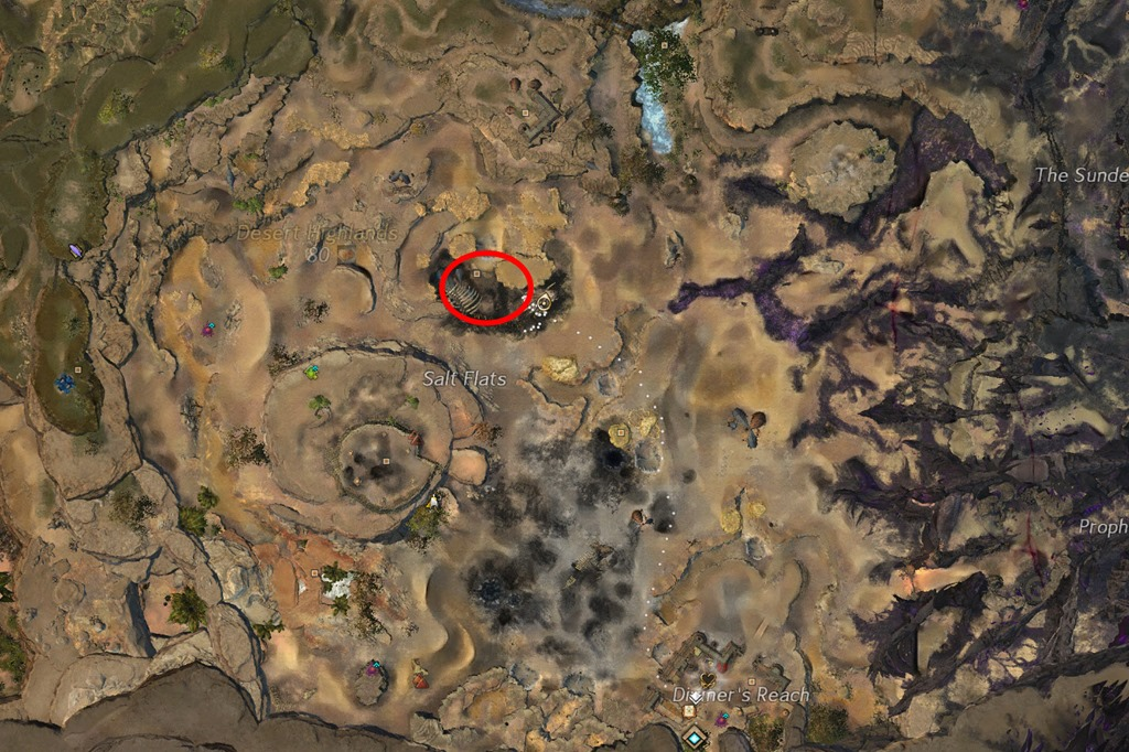gw2 mp near salt falts how to get there