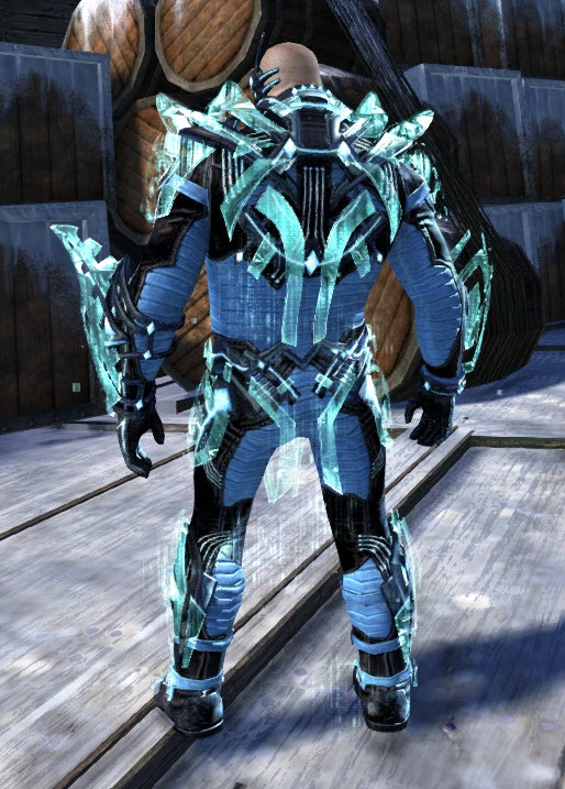 GW2 Gemstore Update–Inquest Exo-Suit Outfit - atlgn com