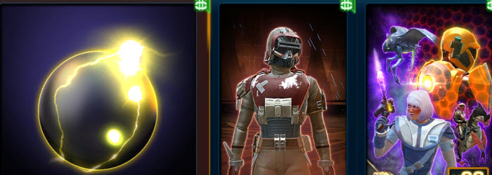 SWTOR Cartel Market Update – March 12