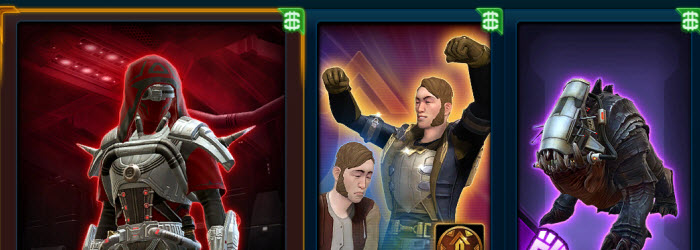 SWTOR Cartel Market Update – March 19