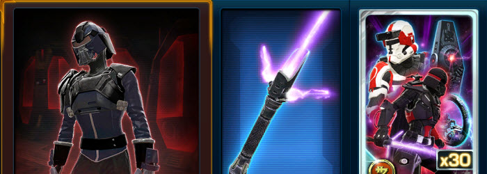 SWTOR Cartel Market Update – March 27