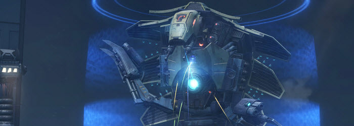 SWTOR Bioware releases Izax the Destroyer teasers