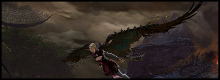 GW2 Gemstore Update – Beastslayer Glider