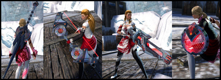 GW2 Inquest Mark II Weapon Skins Gallery