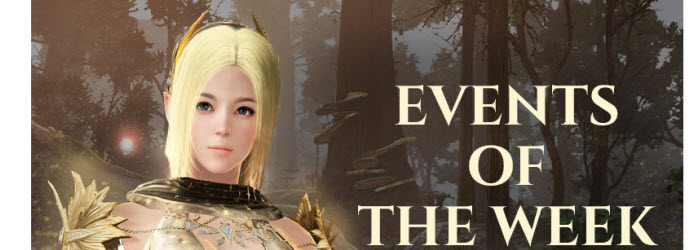 Black Desert Events of the Week May 2nd