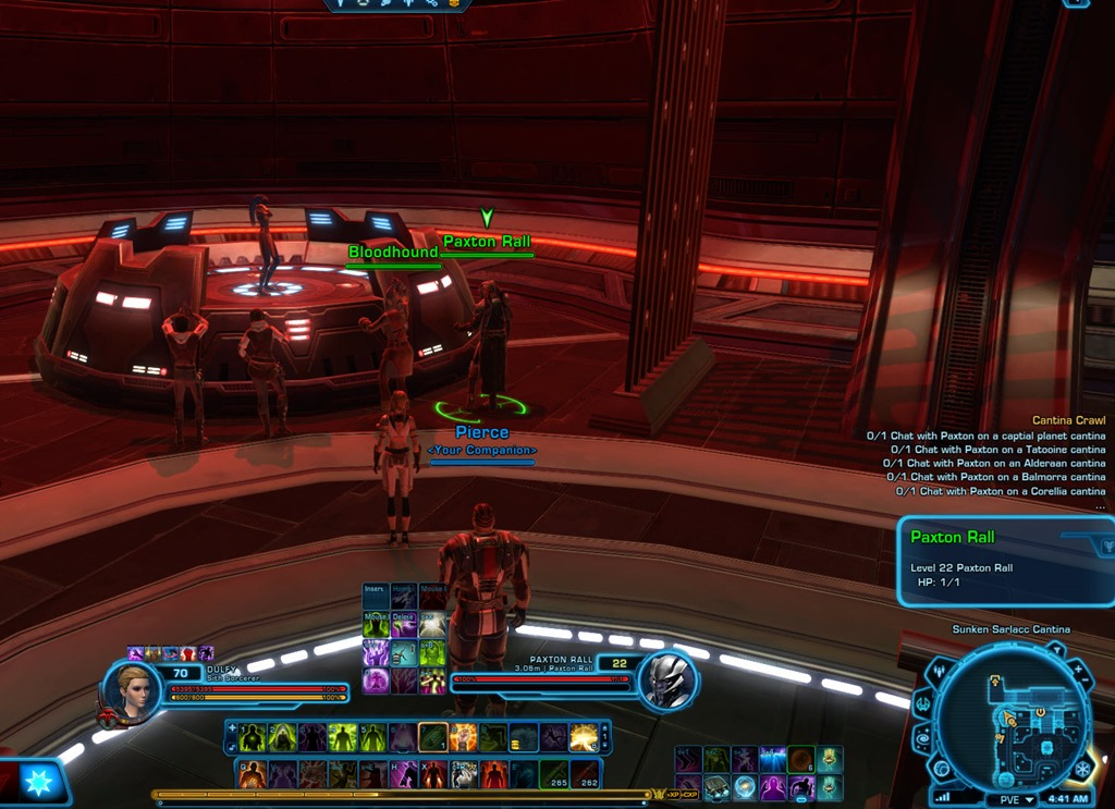 swtor cantina crawl secret achievement guide dulfy rh dulfy net SWTOR Trooper SWTOR in Game Pics