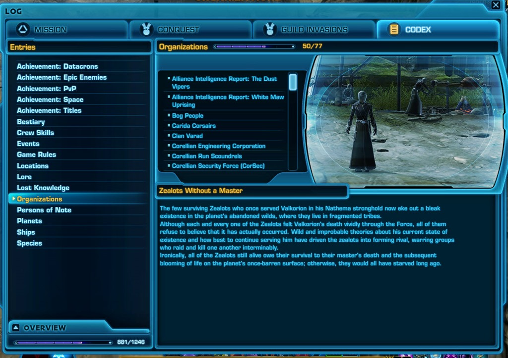 how to get to nathema swtor