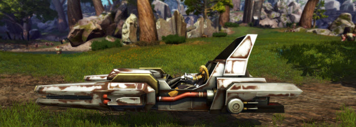 SWTOR May 4th Rewards for 2018