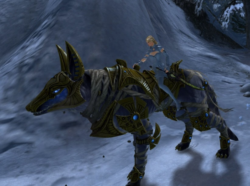 Gw2 Gemstore Update Awakened Mounts Pack Dulfy