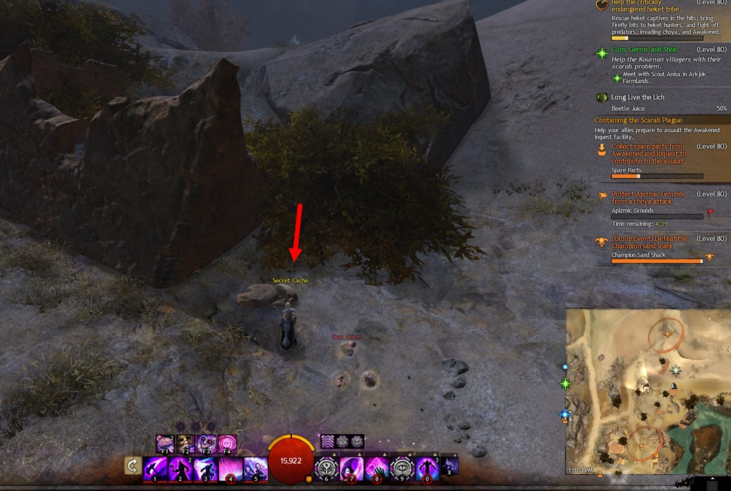 Gw2 Roller Beetle Mount Unlock And Collections Guide Dulfy