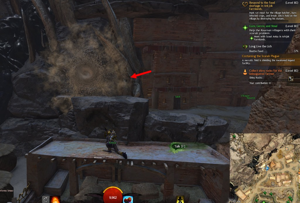 how to get mount gw2