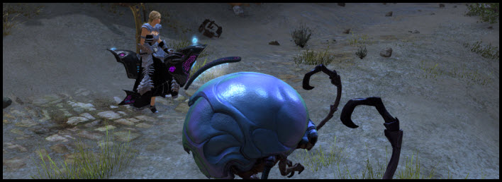 GW2 Roller Beetle Mount Unlock and Collections Guide