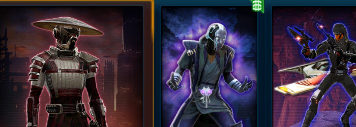 SWTOR Cartel Market Update – June 18