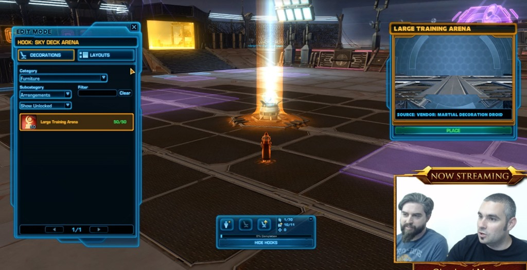 Swtor arena matchmaking
