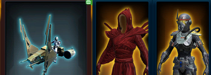 SWTOR Cartel Market Update – July 30