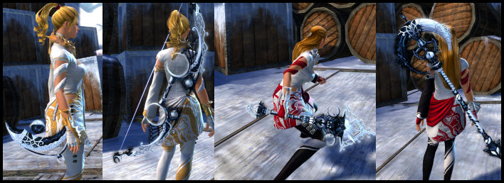 GW2 Equinox Weapon Skins Gallery