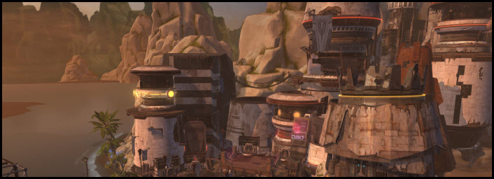 SWTOR Introducing the New Rishi Stronghold
